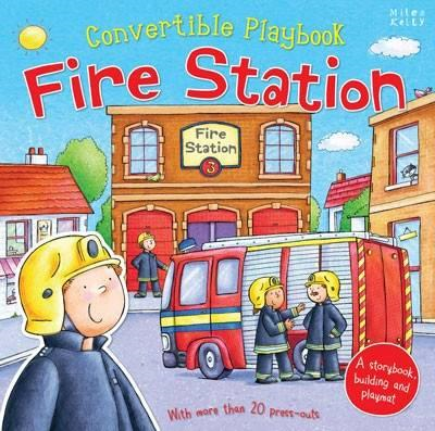 Convertible Playbook Fire Station (BOK)