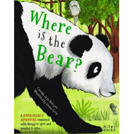 Super Search Adventure Where is the Bear? (BOK)