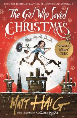 Girl Who Saved Christmas (BOK)