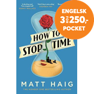 Produktbilde for How to Stop Time (BOK)