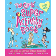 Girls' Super Activity Book (BOK)
