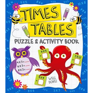 Times Tables Puzzle & Activity Book (BOK)