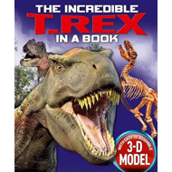 The Incredible T. Rex in a Book (BOK)