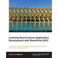 Learning Search-driven Application Development with SharePoi (BOK)
