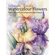 Wendy Tait's Watercolour Flowers (BOK)