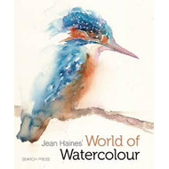 Jean Haines' World of Watercolour (BOK)