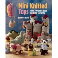 Produktbilde for Mini Knitted Toys (BOK)