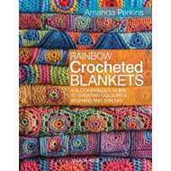 Rainbow Crocheted Blankets (BOK)