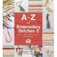 A-Z of Embroidery Stitches 2 (BOK)