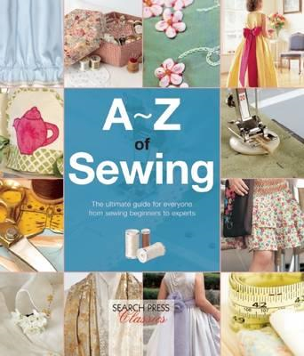 A-Z of Sewing (BOK)