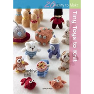 Produktbilde for 20 to Knit: Tiny Toys to Knit (BOK)