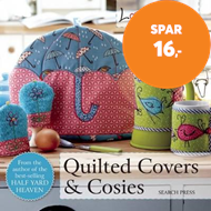 Produktbilde for Love to Sew: Quilted Covers & Cosies (BOK)
