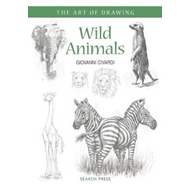 Art of Drawing: Wild Animals (BOK)