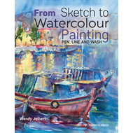From Sketch to Watercolour Painting (BOK)