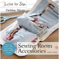 Love to Sew: Sewing Room Accessories (BOK)
