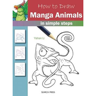 How to Draw: Manga Animals (BOK)