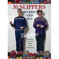 30 Slippers to Knit and Felt (BOK)