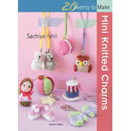 Produktbilde for 20 to Knit: Mini Knitted Charms (BOK)