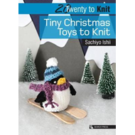 Produktbilde for 20 to Knit: Tiny Christmas Toys to Knit (BOK)