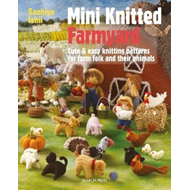 Produktbilde for Mini Knitted Farmyard (BOK)