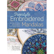 Freestyle Embroidered Mandalas (BOK)