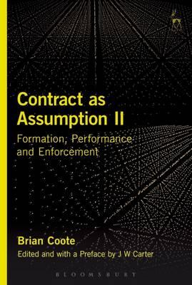 Contract as Assumption II (BOK)