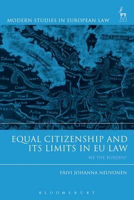 Equal Citizenship and Its Limits in EU Law (BOK)