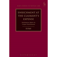 Enrichment at the Claimant's Expense (BOK)