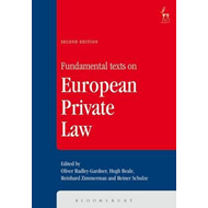 Fundamental Texts on European Private Law (BOK)