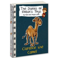 Clarence the Camel: The Diaries of Robin's Toys (BOK)
