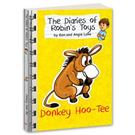 Donkey Hoo-Tee: The Diaries of Robin's Toys (BOK)