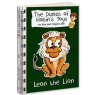 Leon the Lion: The Diaries of Robin's Toys (BOK)