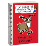 Roger the Reindeer: The Diaries of Robin's Toys (BOK)