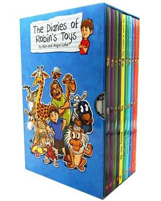 Diaries of Robin's Toys - The Complete Collection 10 Book Se (BOK)