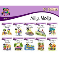 Milly Molly (BOK)