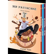 Mr. Pattacake - 3 Book Collection (BOK)