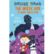 Produktbilde for Hopeless Heroes: The Greek God 5 Book Collection (BOK)