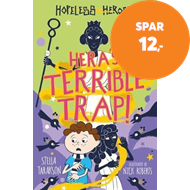Produktbilde for Hera's Terrible Trap! (BOK)