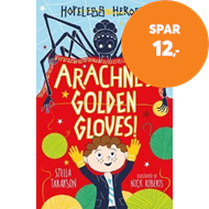 Produktbilde for Arachne's Golden Gloves! (BOK)