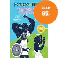 Produktbilde for Hopeless Heroes: The Greek God 10 Book Collection (BOK)