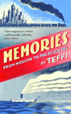Memories - From Moscow to the Black Sea (BOK)