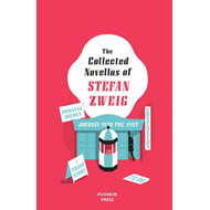 Produktbilde for Collected Novellas of Stefan Zweig (BOK)