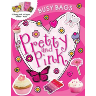 Pretty & Pink Busy Bag (BOK)
