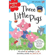 Three Little Pigs Touch and Feel (BOK)