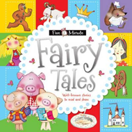 Produktbilde for Five Minute Fairy Tales (BOK)