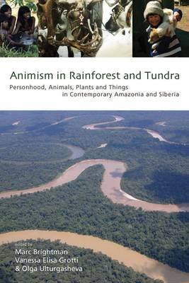 Animism in Rainforest and Tundra (BOK)