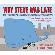 Why Steve Was Late (BOK)