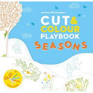 Cut and Colour Playbook: Seasons (BOK)