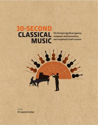 30-Second Classical Music (BOK)