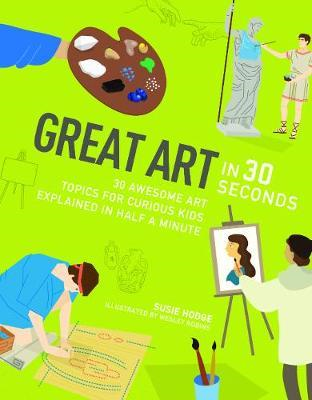Great Art in 30 Seconds (BOK)